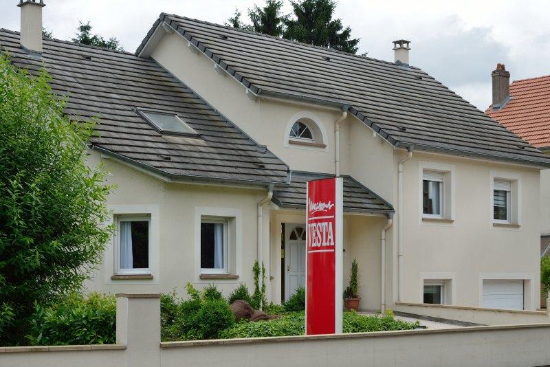 Le pavillon expo maisons vesta de yutz maisons vesta for Modele maison vesta