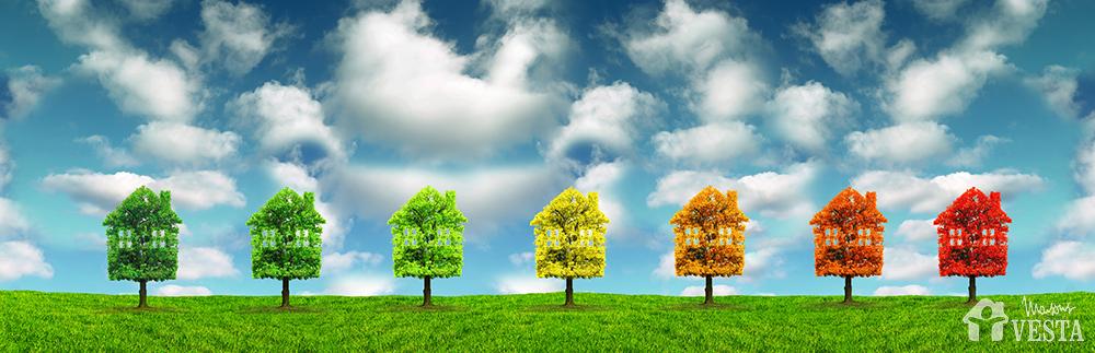 La maisons RT 2012 allient écologie et confort de vie