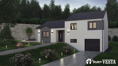 Construire à Bouxières-sous-Froidmont avec Maisons Vesta