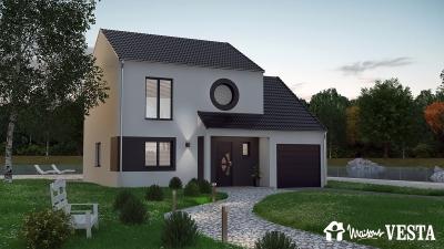 Construire ma maison neuve à Condé-Northen avec Maisons Vesta
