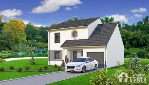 Maisons vesta maison villerupt 54 vendre vm168 for Modele maison vesta