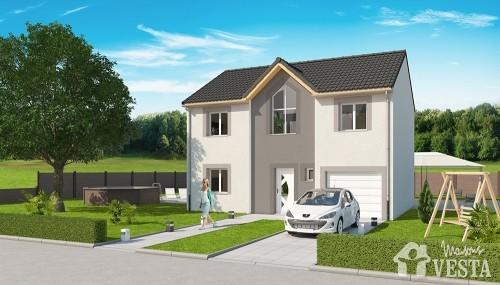 Maisons vesta promoteur immobilier pont mousson 54700 for Modele maison vesta
