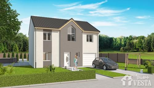 Stunning rsultats de votre recherche with terrain et for Quel prix pour construire une maison