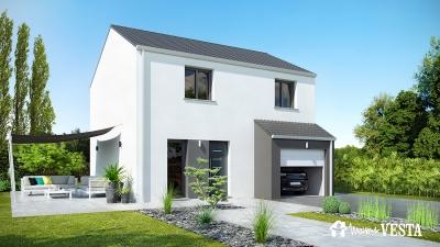 Construire à HOUDELMONT avec Maisons Vesta