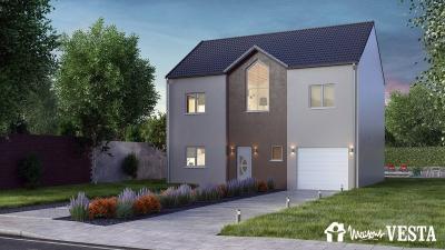 Construire à HAUCOURT-MOULAINE avec Maisons Vesta