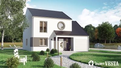 Construire à NEUNKIRCH-LES-SARREGUEMINES avec Maisons Vesta