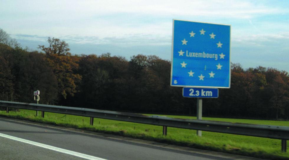 Construire en France et travailler au Luxembourg