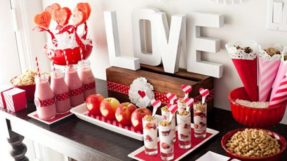 Quelle décoration pour la Saint Valentin ?
