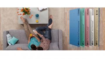 Plus de confort grâce aux plaques de plâtre ?