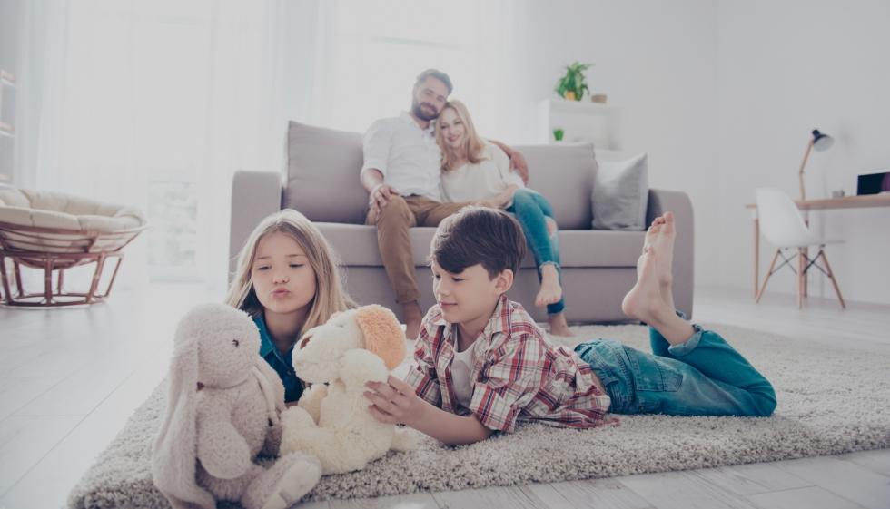 La maison familiale idéale