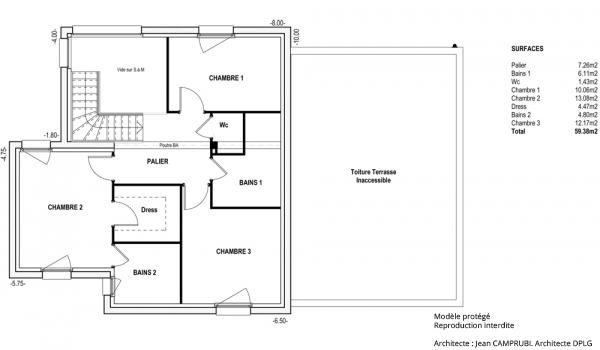 Mod le gulliver maison contemporaine construire de for Modele maison vesta