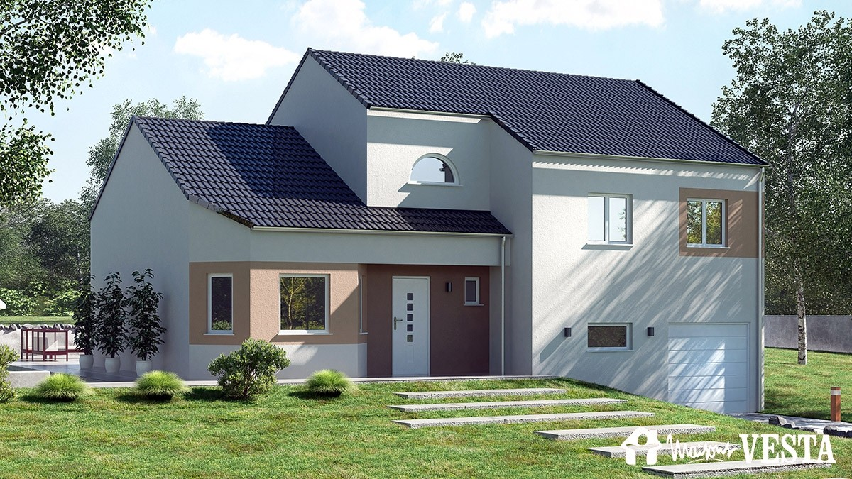 Modeles De Maison A Construire Modle Rubis Plan Maison