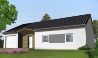 Champenoux pavillon f5 type louisiane maisons vesta for Taux dommage ouvrage