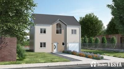 Modele de maison Bahamas à construire avec Maisons Vesta