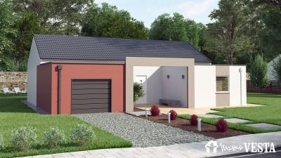 Mod les et plans de maisons s construire avec maisons vesta for Modele maison vesta