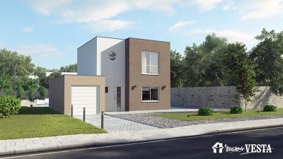 Modele de maison Némo à construire avec Maisons Vesta