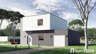Modele de maison Sinbad à construire avec Maisons Vesta