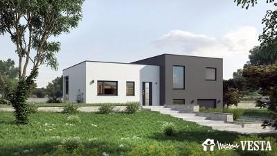Modele de maison Olympe à construire avec Maisons Vesta