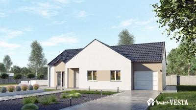 Modele de maison Grenade à construire avec Maisons Vesta