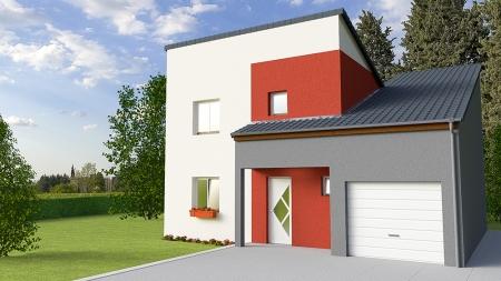Construisez votre maison thil 54880 avec maisons vesta for Modele maison vesta