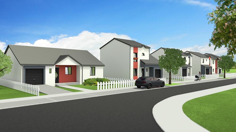 Pin construisez votre maison individuelle a mormaison for Construisez votre propre maison moderne